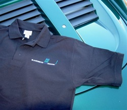 The Blackwatch Racing Polo Shirt