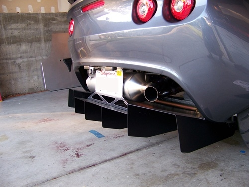 BWR Race Exhaust