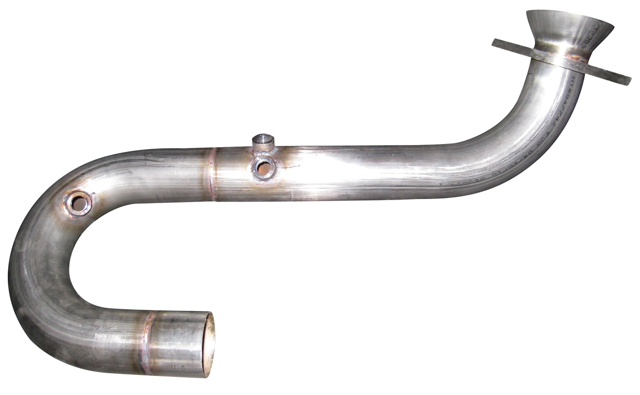BWR Stainless Steel De-Cat for stock header