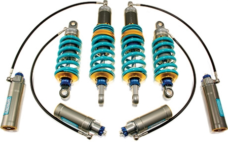 Lotus Evora (09- ) NTR Race 3-Way 46mm Suspension Kit